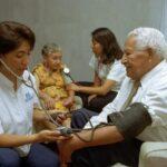 El 78 % de adultos mayores en asilos sufre de desnutrición
