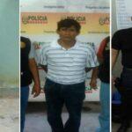 Tingo María: policía captura a nueve requisitoriados durante elecciones