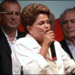 Brasil: Rousseff denuncia que se pretende privatizar el petróleo