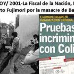 Guillén: Hubo más de 500 pruebas contra Alberto Fujimori