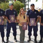Cañete: Municipio condecora a seis 'serenos' por capturar banda