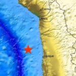 Sismo de 5.4 de magnitud afecta a regiones en  norte de Chile