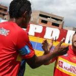 Sport Huancayo a duras penas empata 1-1 con Alianza Atlético