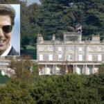 Tom Cruise se muda a la mansión del fundador de la Cienciología