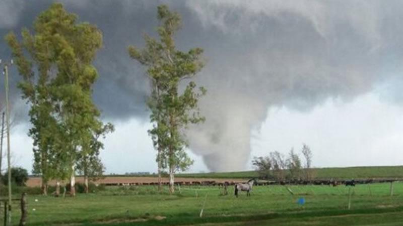 El tornado en Dolores dejó muertos aunque no confirmaron cuántos — Uruguay