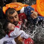 Otra tragedia en el mar: se hunde barco con al menos 400 refugiados