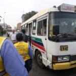 Lima: Más de 8,500 unidades informales fueron enviadas al depósito