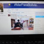 """Bolivia: Evo dedica su 2° tuit a Bernie Sanders y le pide """"que se cuide"""""""