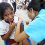 Minsa exhorta a padres a permitir vacuna contra el Papiloma