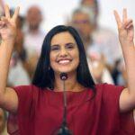 EFE: Verónika, la joven congresista de izquierda que sorprende