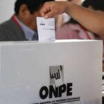 ONPE: Urge aprobar reforma electoral antes de convocar a elecciones del 2018
