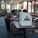 ONPE reporta que votó solo el 49.43% de peruanos en el exterior