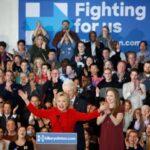 Encuesta EEUU: Los jóvenes prefieren a Clinton sobre Trump
