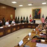 Ministro de Defensa se entrevistó con jefe de Comando Sur de EEUU