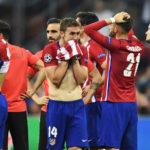 Champions League: Las lágrimas inundaron tercera final del Atlético