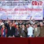 CGTP: Requerimos una Ley General del Trabajo formal no una legislación dispersa