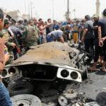 Irak: Atentados suicidas con coches bomba dejan 94 muertos y 150 heridos