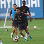 Selección peruana: Ricardo Gareca ensaya nuevo bloque defensivo