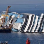 """Costa Concordia"": Confirman pena a capitán por naufragio de crucero"