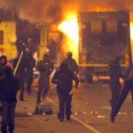 Francia: Enfrentamientos y disturbios en protestas contra reforma laboral