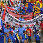Más reivindicaciones salariales marcan el Día del Trabajo en Latinoamérica