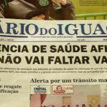 Grave error en portada de diario brasileño: ¿vagina o vacuna?