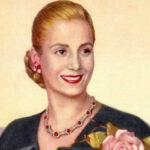 Efemérides del 7 de mayo: nace Eva Duarte de Perón
