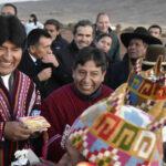 Bolivia fortalece defensa de recursos hídricos en frontera con Chile
