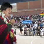 Bolivia: Evo Morales rechaza el racismo y recuerda represión del 2008