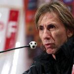 ¿Qué dijo Ricardo Gareca a un día del partido contra Croacia?