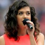 FA Cup: Cantante protagonizó el papelón de su vida en Wembley (VIDEO)