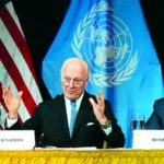 Potencias se comprometen para ampliar el alto el fuego en Siria