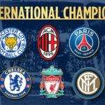 Inter. Champions Cup: Barcelona y Liverpool se medirán en Wembley