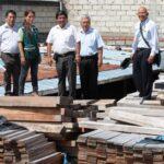 Junín: Transfieren madera incautada a instituciones
