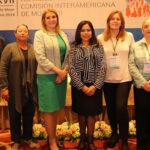 Eligen a ministra Marcela Huaita presidenta de Comisión Interamericana de Mujeres