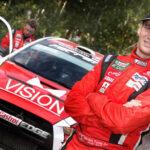 Nicolás Fuchs ve opciones de dar la sorpresa en rally de Portugal
