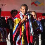 Presidente Humala pide a autoridades hacer uso efectivo del canon a favor del desarrollo