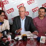 PPK firma con CGTP compromiso para mantener y respetar CTS