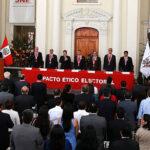 Tribunal de Honor del Pacto Ético Electoral pide esperar cifras oficiales