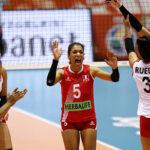 Preolímpico de vóley: Perú gana 3-1 a Kazajistán