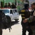 Vraem: detienen a policías de toda una comisaría por nexos con el narcotráfico