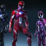 Power Rangers: Revelan los trajes de la nueva película