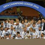 Champions League: Así jugó el Real Madrid la final en Milán