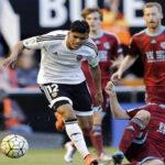 Liga BBVA: Real Sociedad en el minuto 94 derrota 1-0 al Valencia
