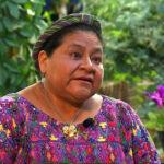Rigoberta Menchú exige disculpas por injuria de actriz mexicana