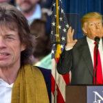 Rolling Stones: Piden a Trump dejarde usar sus canciones en su campaña