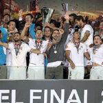 Europa League: Sevilla logra quinto título y es el equipo más laureado