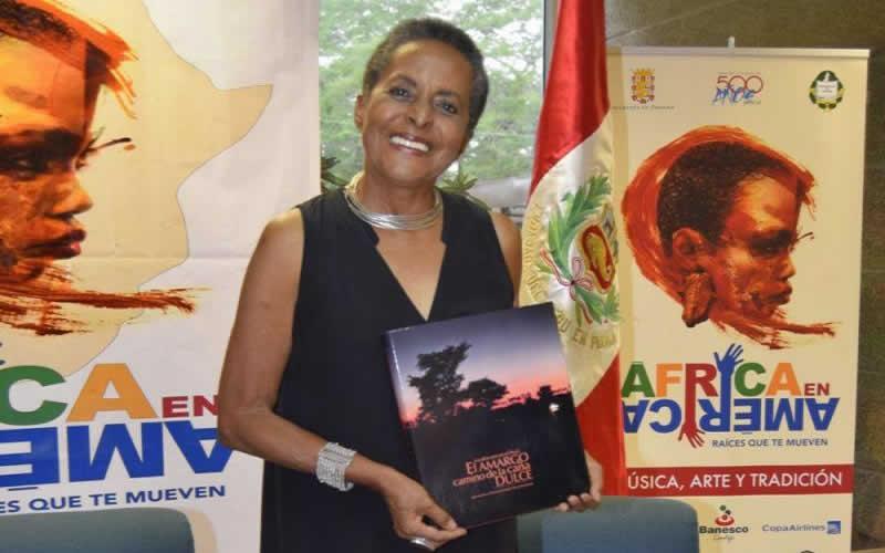 Susana Baca en Panama