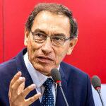 Poder Ejecutivo: Encargan despacho de la presidencia a Martín Vizcarra
