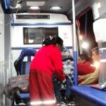 Moquegua: 36 heridos deja choque de 2 buses interprovinciales